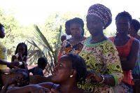 Mulheres em Cassinate