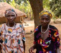 Mulheres em Nhambalane
