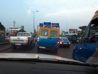 Trânsito em Bissau