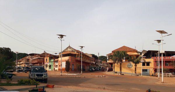 Cidade velha de Bissau