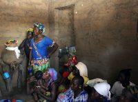 Mulheres a cantar em Sarro