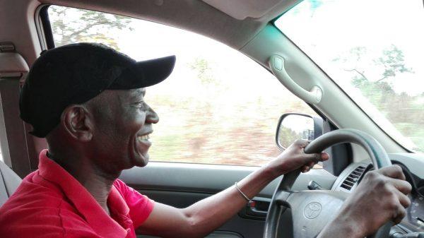 Barra Siga, o nosso condutor