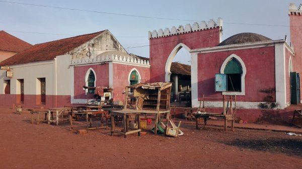 Bafatá - Cidade velha