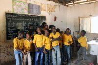 Cussana - Crianças na escola