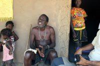 Cussana - Homem cego a cantar