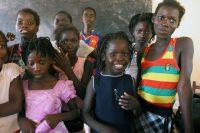 Crianças em Quiuta